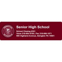 Abington Senior High School | LinkedIn
