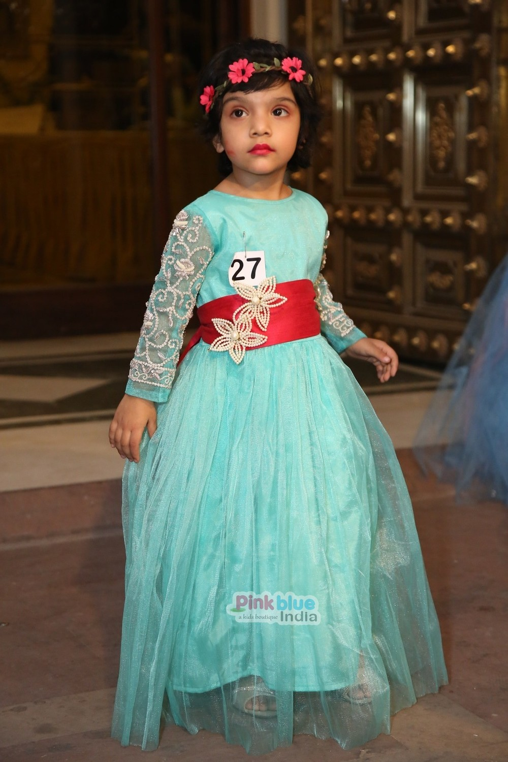 5 Most Fashionable Baby Girl Indian Wedding Outfits in Attractive ...