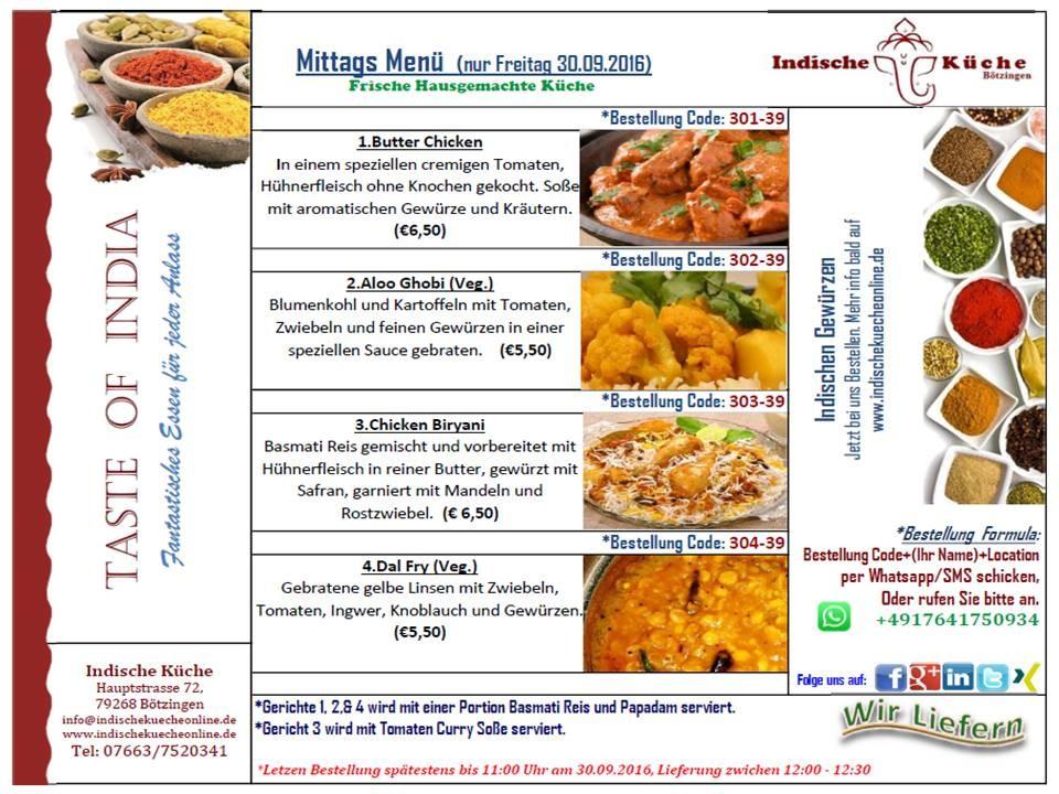 Indische Küche - Indisches Catering - Indische Küche | LinkedIn