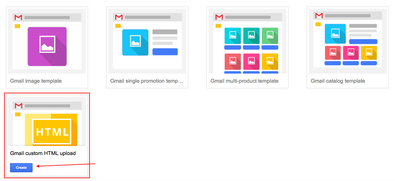Create Gmail Ads with HTML + form template [Easily]! | Jave Lin ...
