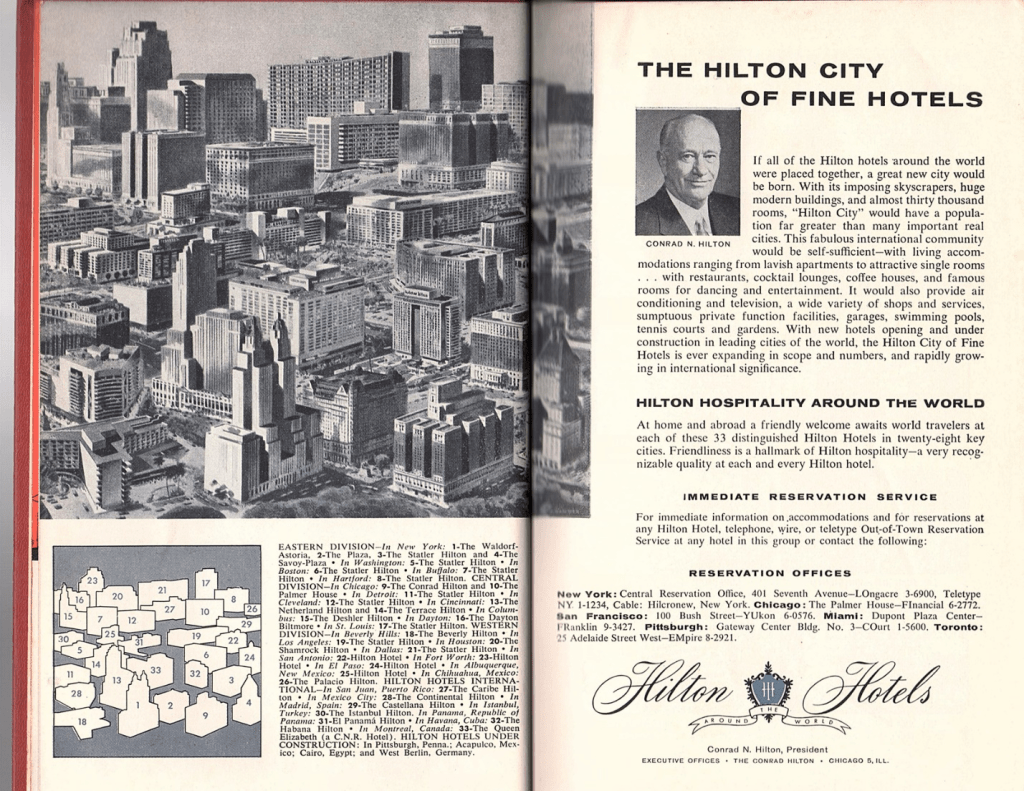 Conrad Hilton: The Dreamer Who Conquered an Industry