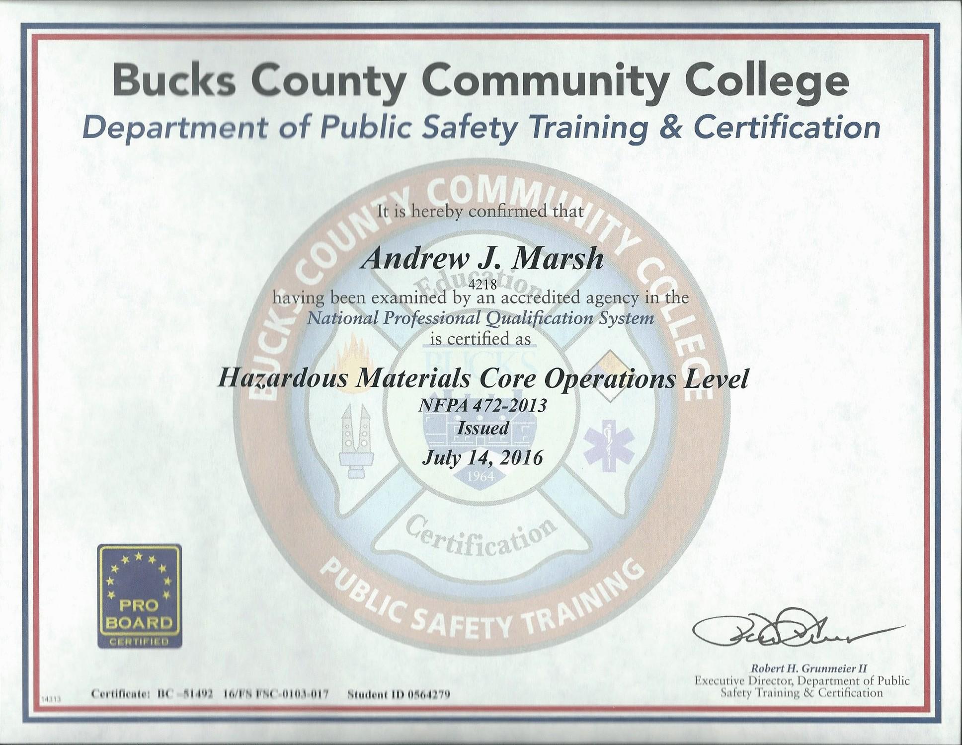 New Pro Board Certifications Andy Marsh Pulse Linkedin