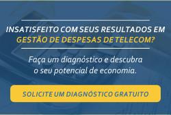 Diagnóstico Mobilit de gestão de despesas de Telecom