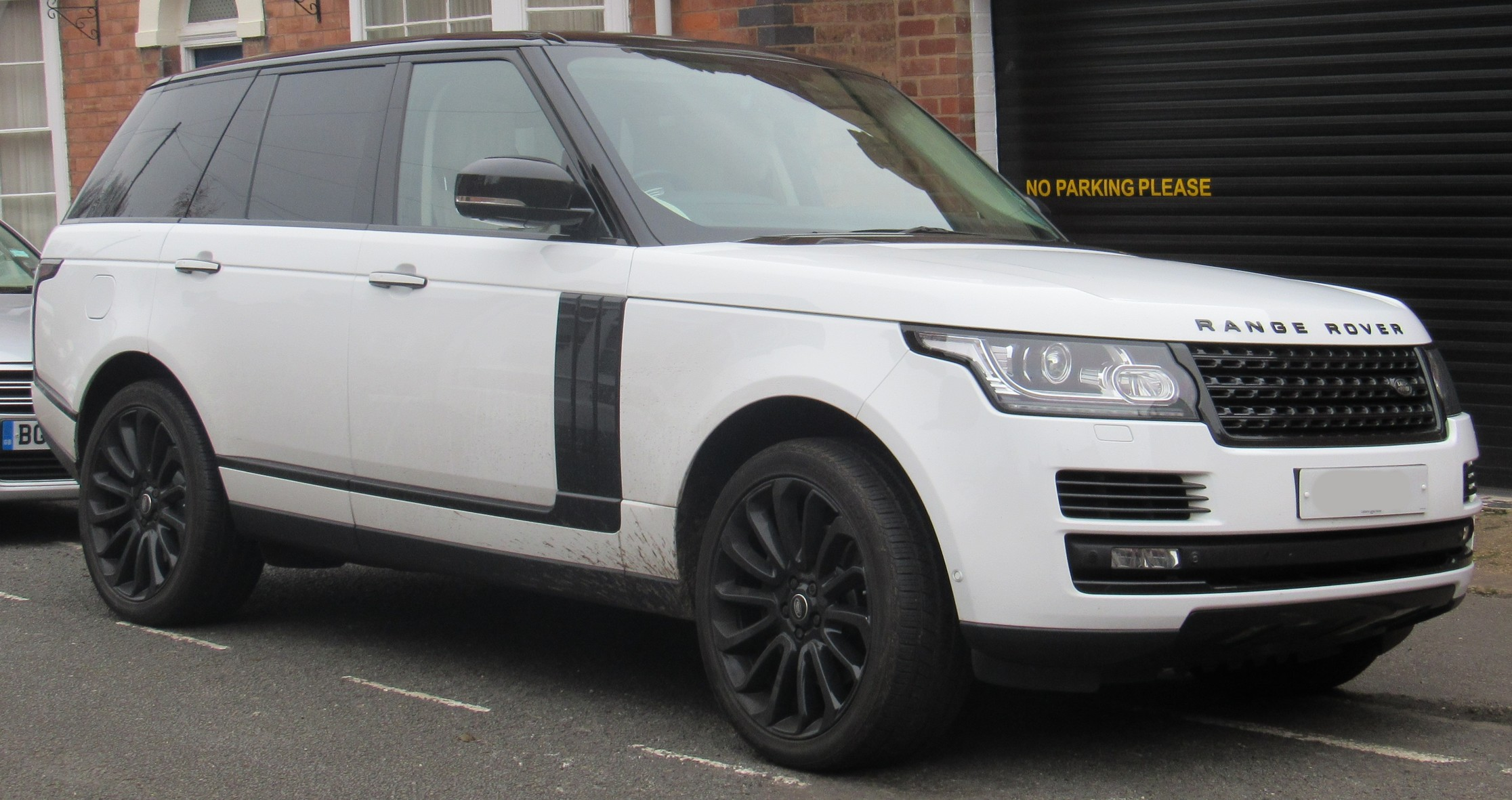 IES VE as a Range Rover