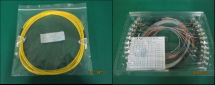 Packaging a fiber patch cord