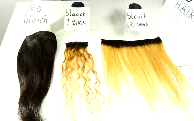 How To Bleach Your Virgin Hair Extensions Steven Kuang Pulse