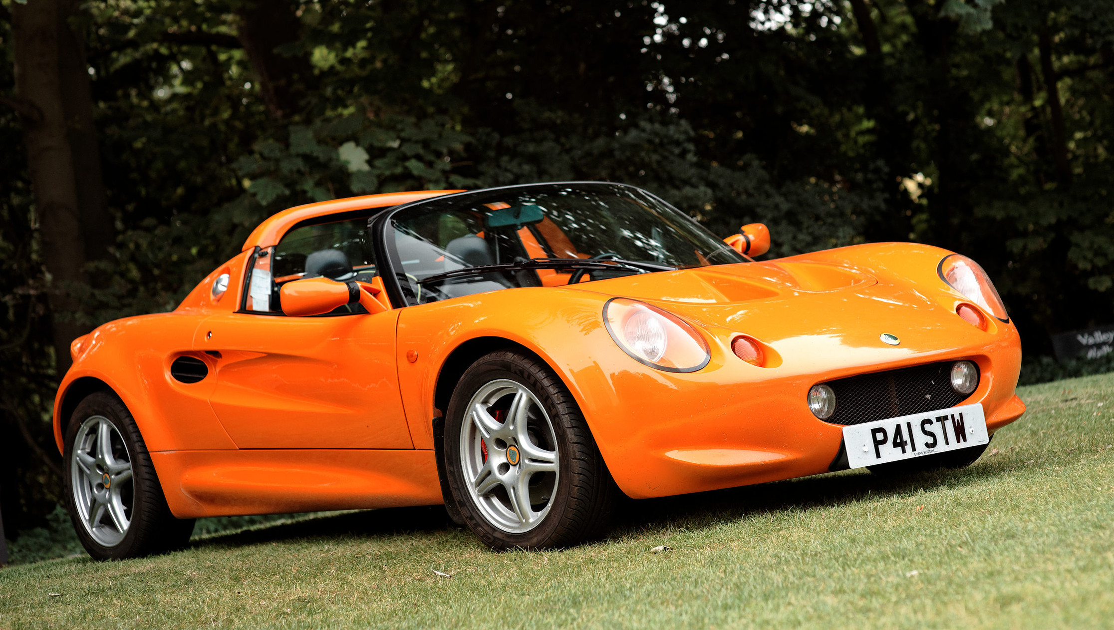 Design Builder as Lotus Elise