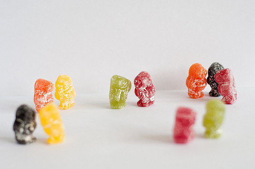 Gummy Bear Connections