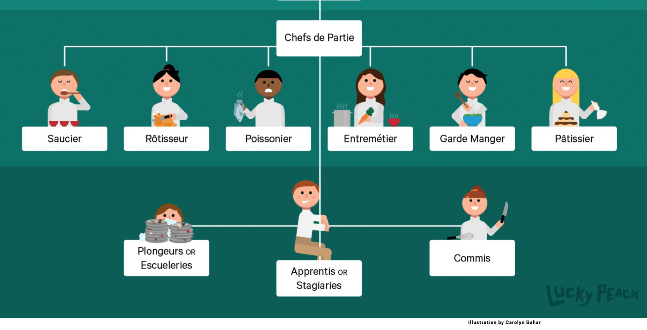 Chef Roles In The Kitchen - Trendyexaminer