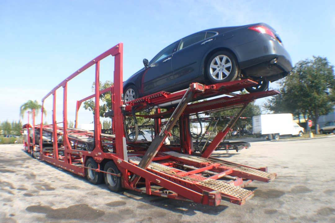 Auto Transport Services - cover