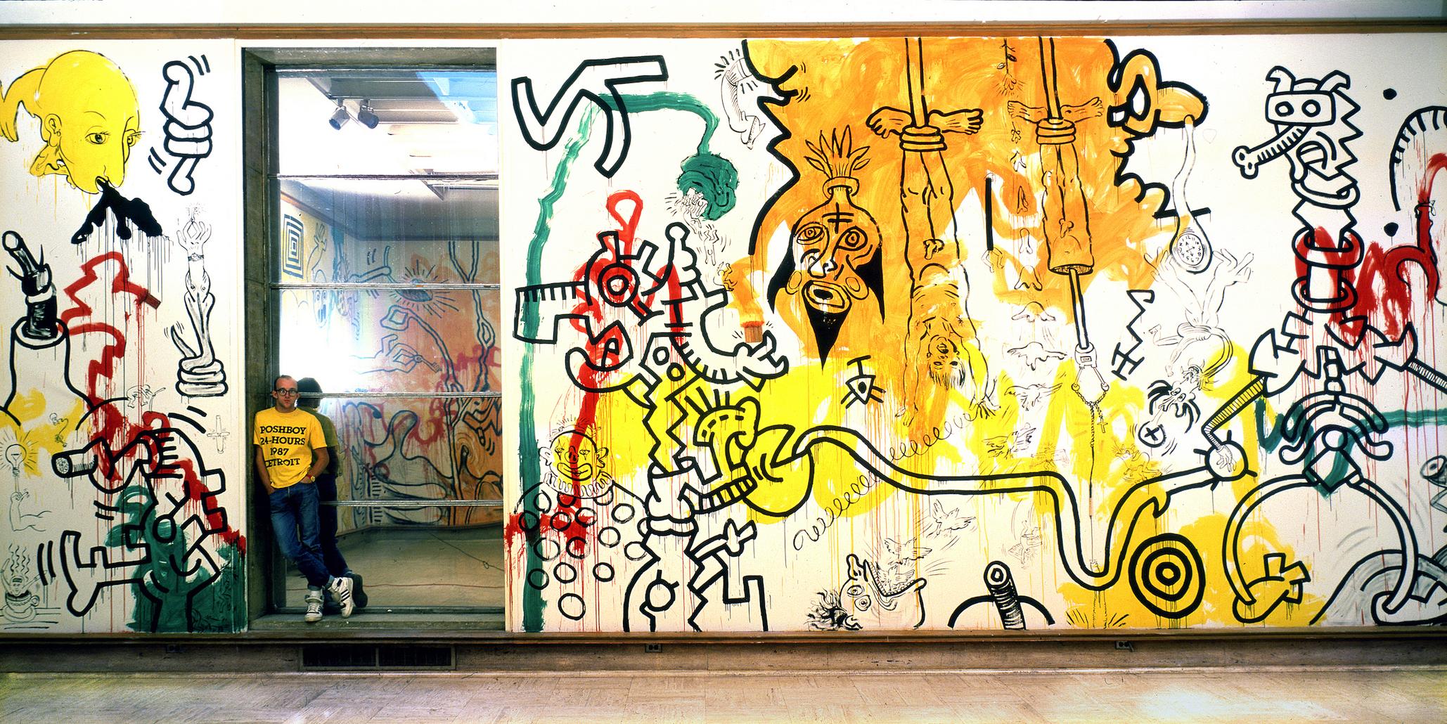 Enduring Legacy of Keith Haring and Graffiti Art | Jenny Park Adam ...