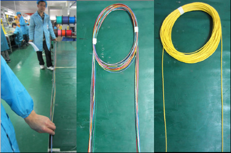 Fiber Optic Patch CableCleaning&Pre-handling