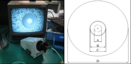 MicroscopeInspection for fiber jumper