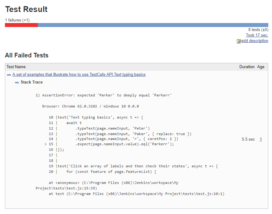 End-to-End Web Testing with TestCafe – Moataz Nabil