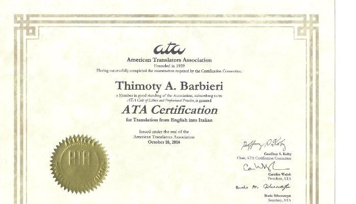 Thimoty Barbieri - Owner - ITECH Engineering | LinkedIn