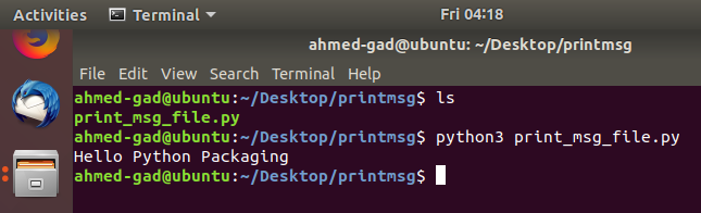 Packaging and Distributing Your Python Project to PyPI for