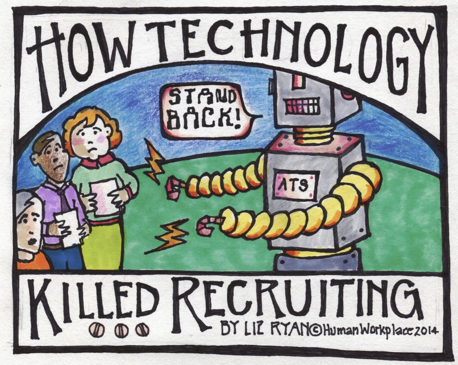 Dont waste your time with online job applications heres why the recruiting process is profoundly broken every aspect of the traditional recruiting system is badly designed and badly executed falaconquin