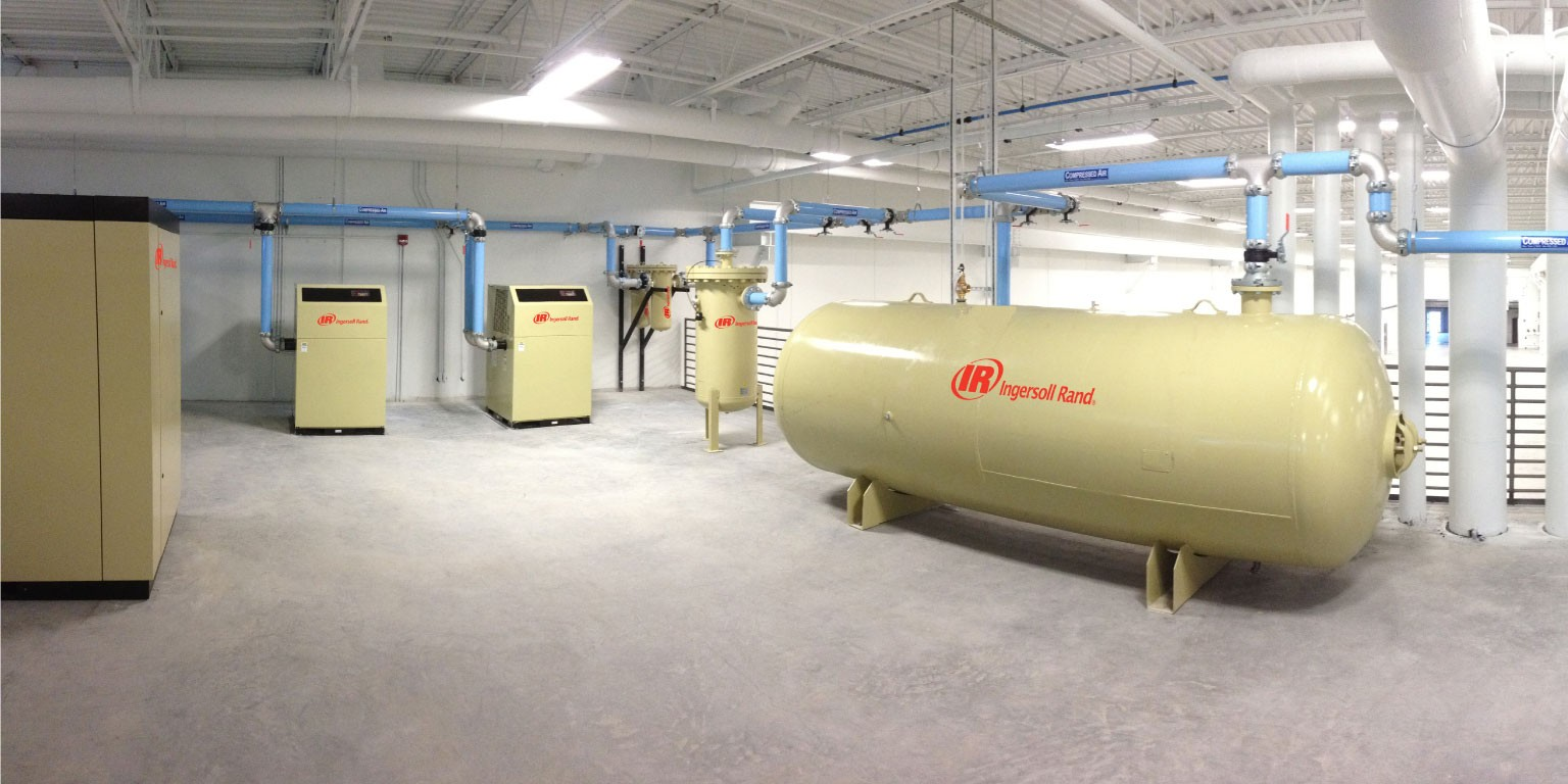 Ingersoll Rand Compressor Systems & Services | LinkedIn