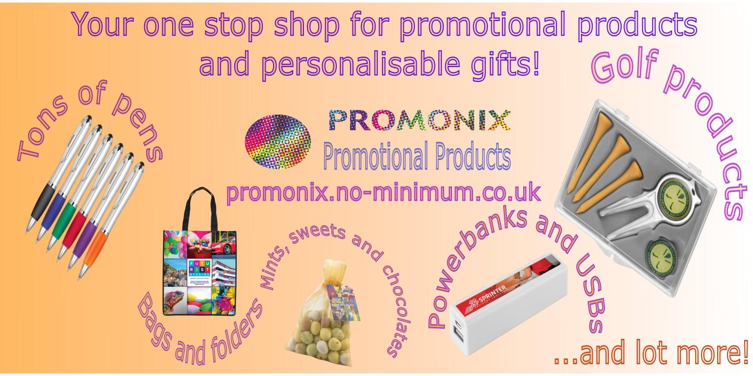 Promonix Promotional Products | LinkedIn