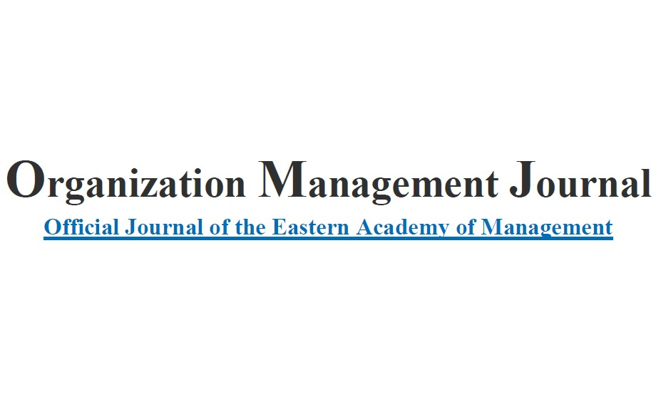Organization Management Journal | LinkedIn