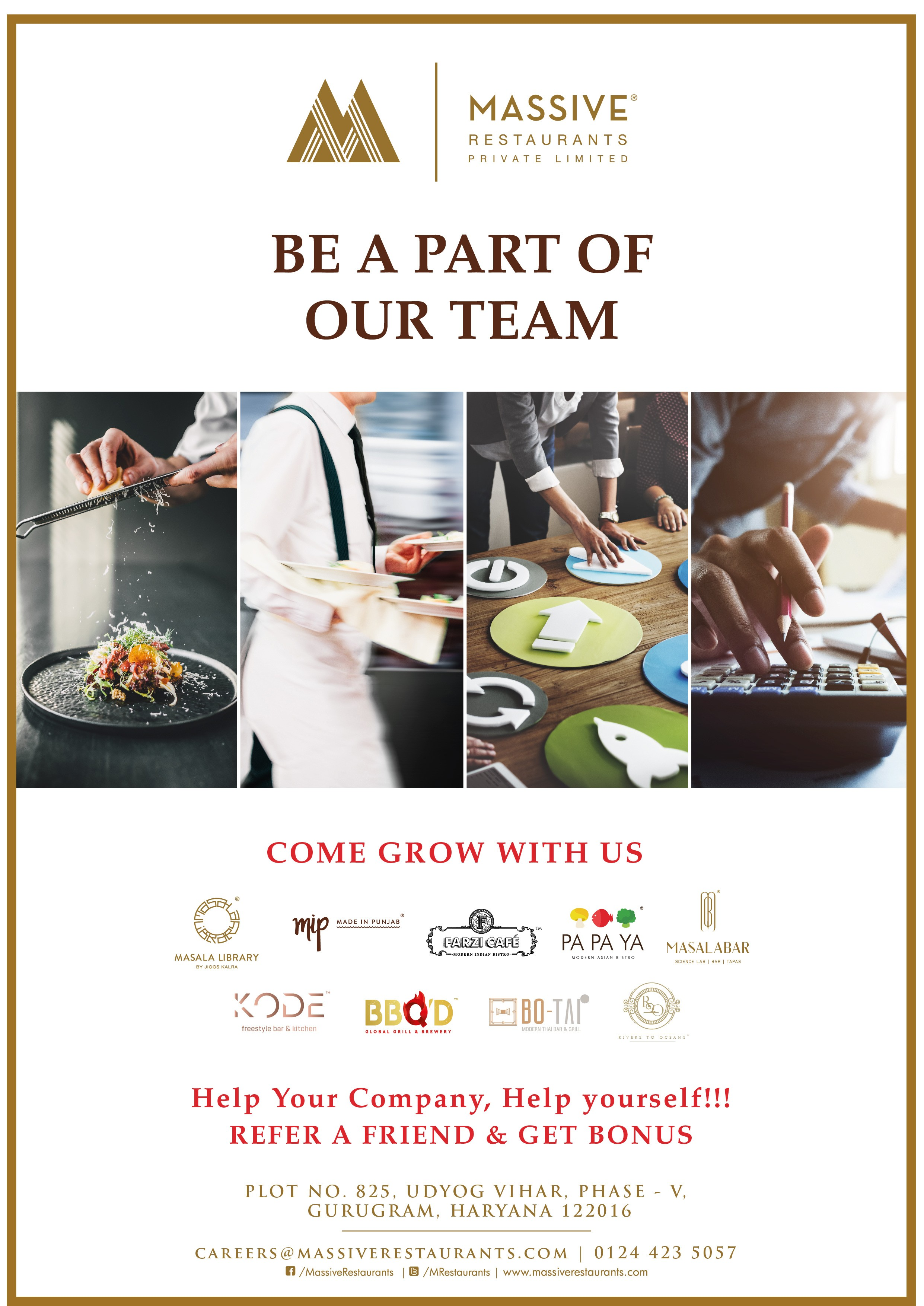 Massive Restaurants Pvt  Ltd  | LinkedIn