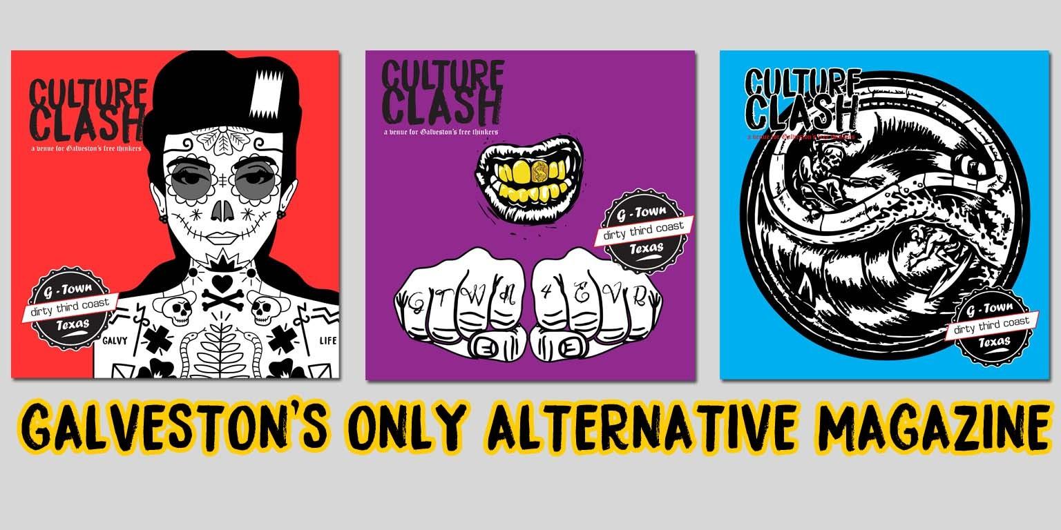 Culture Clash Magazine | LinkedIn