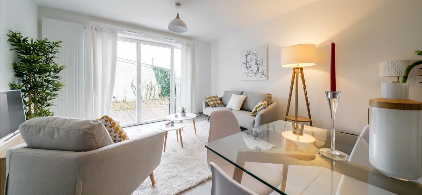 Meubles En Carton Pour Home Staging ameublea.fr : location de meubles et décoration d'intérieur