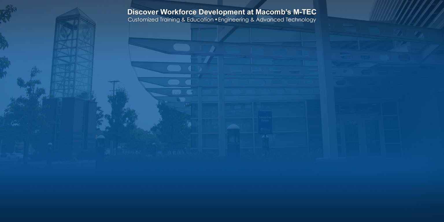 Macomb Community College M-TEC (Michigan Technical Education Center