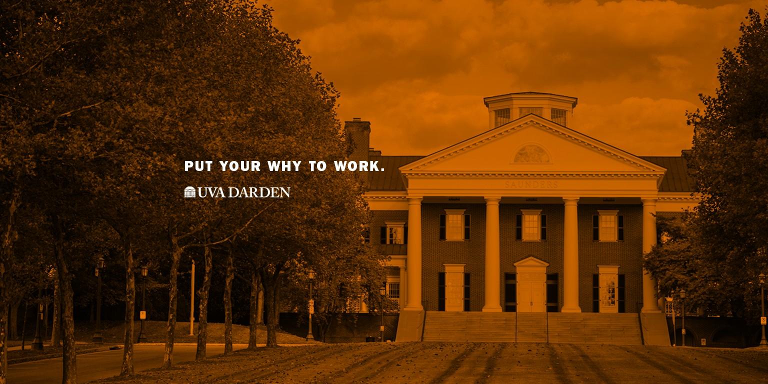 University of Virginia Darden School of Business | LinkedIn