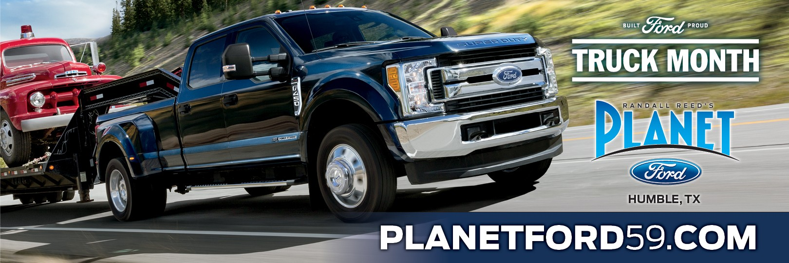 Planet Ford Humble Tx >> Randall Reed S Planet Ford Humble Linkedin