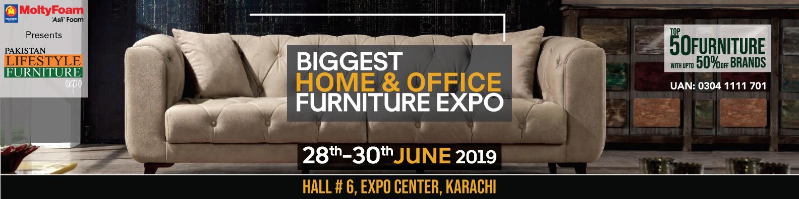 Pakistan Lifestyle Furniture Expo Linkedin