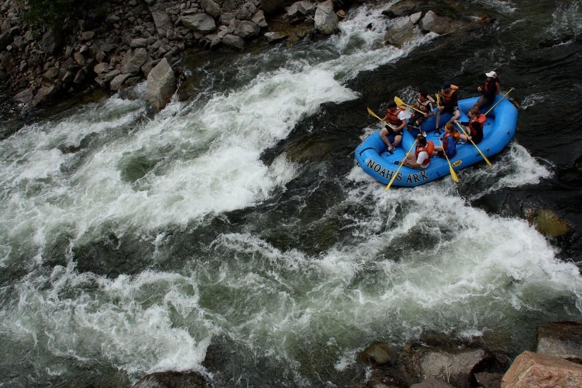Noah's Ark Whitewater Rafting & Adventure Co  | LinkedIn