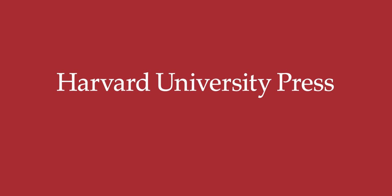 Harvard University Press | LinkedIn