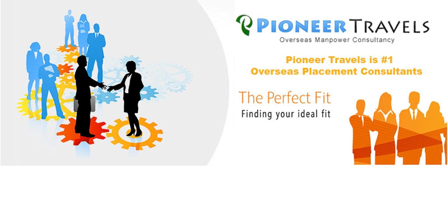 Pioneer Travels - Overseas Job Placement Consultants in India | LinkedIn