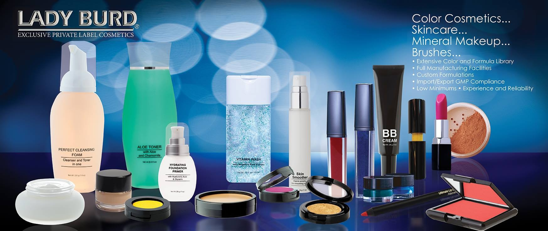 Lady Burd Exclusive Private Label Cosmetics, Inc  | LinkedIn
