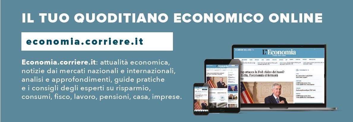 93173788d5 Immagine di copertina di Corriere della Sera