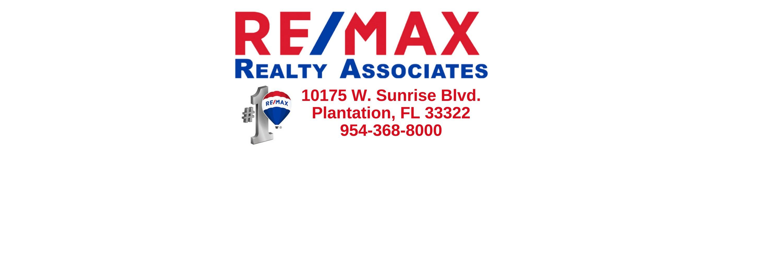 RE/MAX Realty Associates in Plantation, FL | LinkedIn