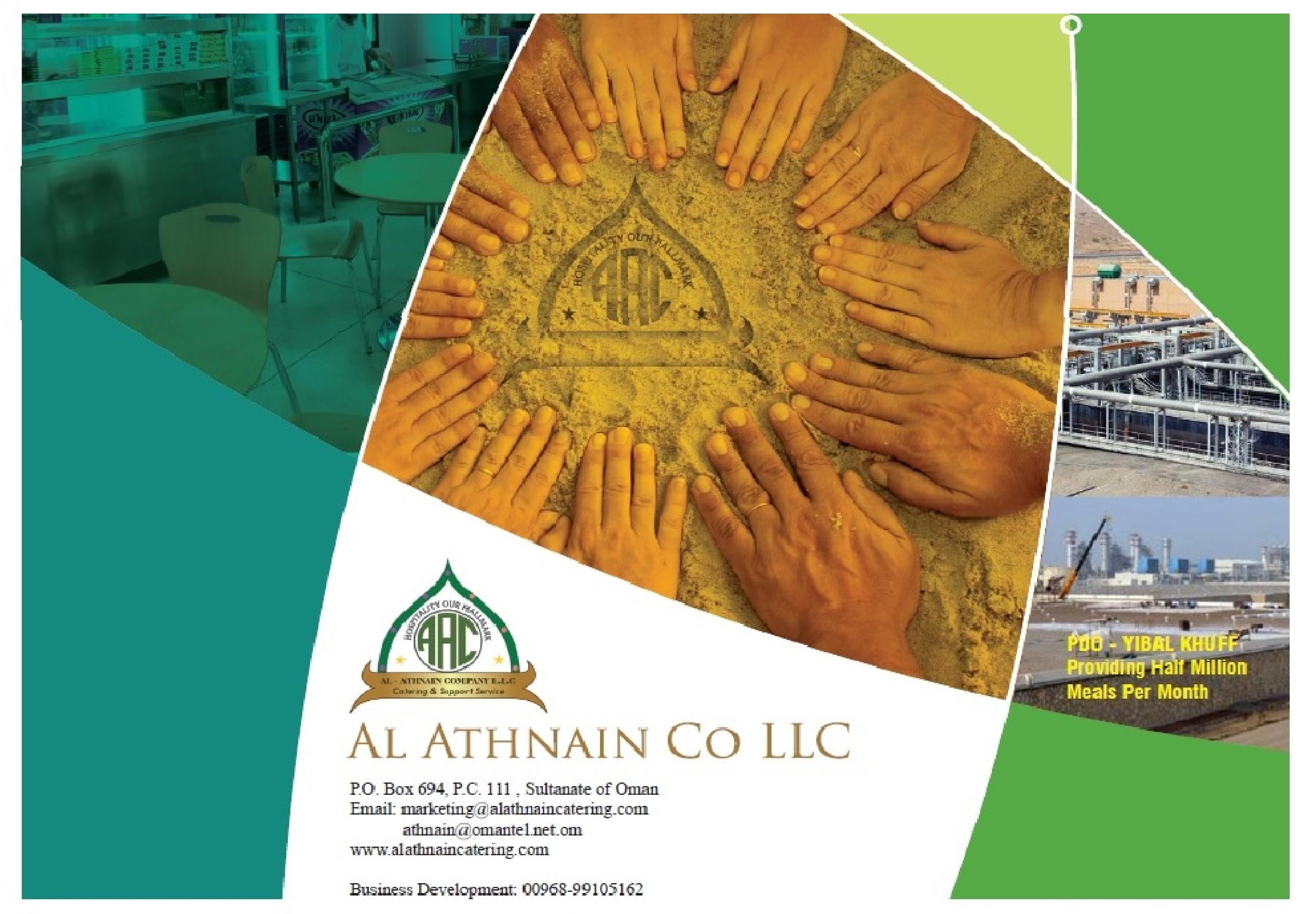 Al Athnain Catering Co  LLC | LinkedIn