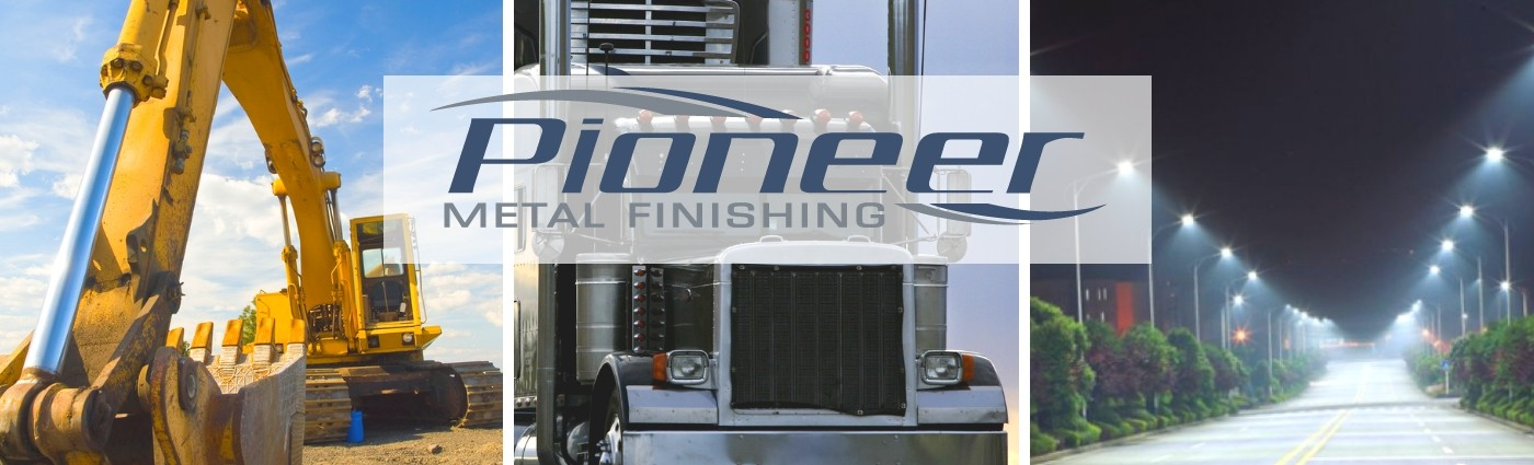 Pioneer Metal Finishing Cover Image