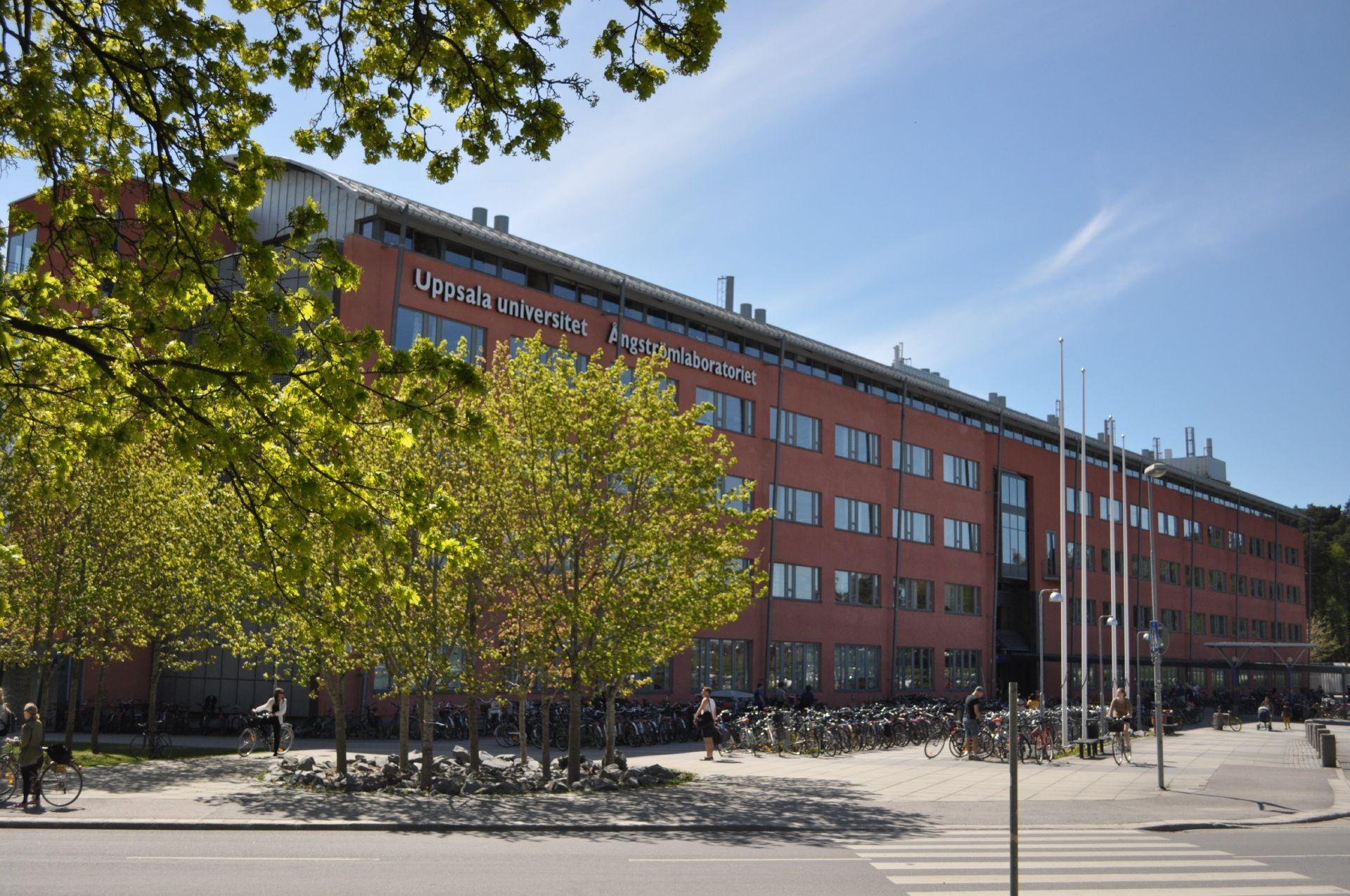 Uppsala University, Department of Chemistry - Ångström