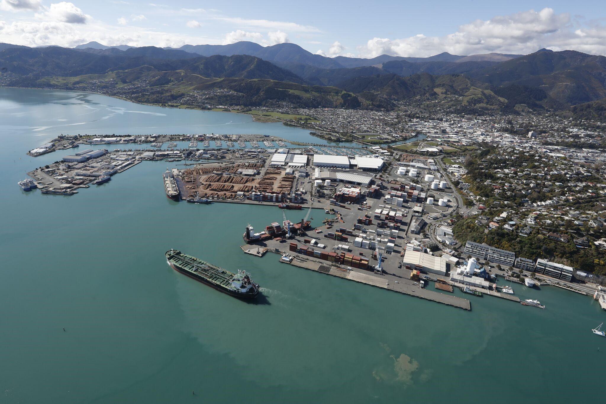 Port Nelson Limited   LinkedIn