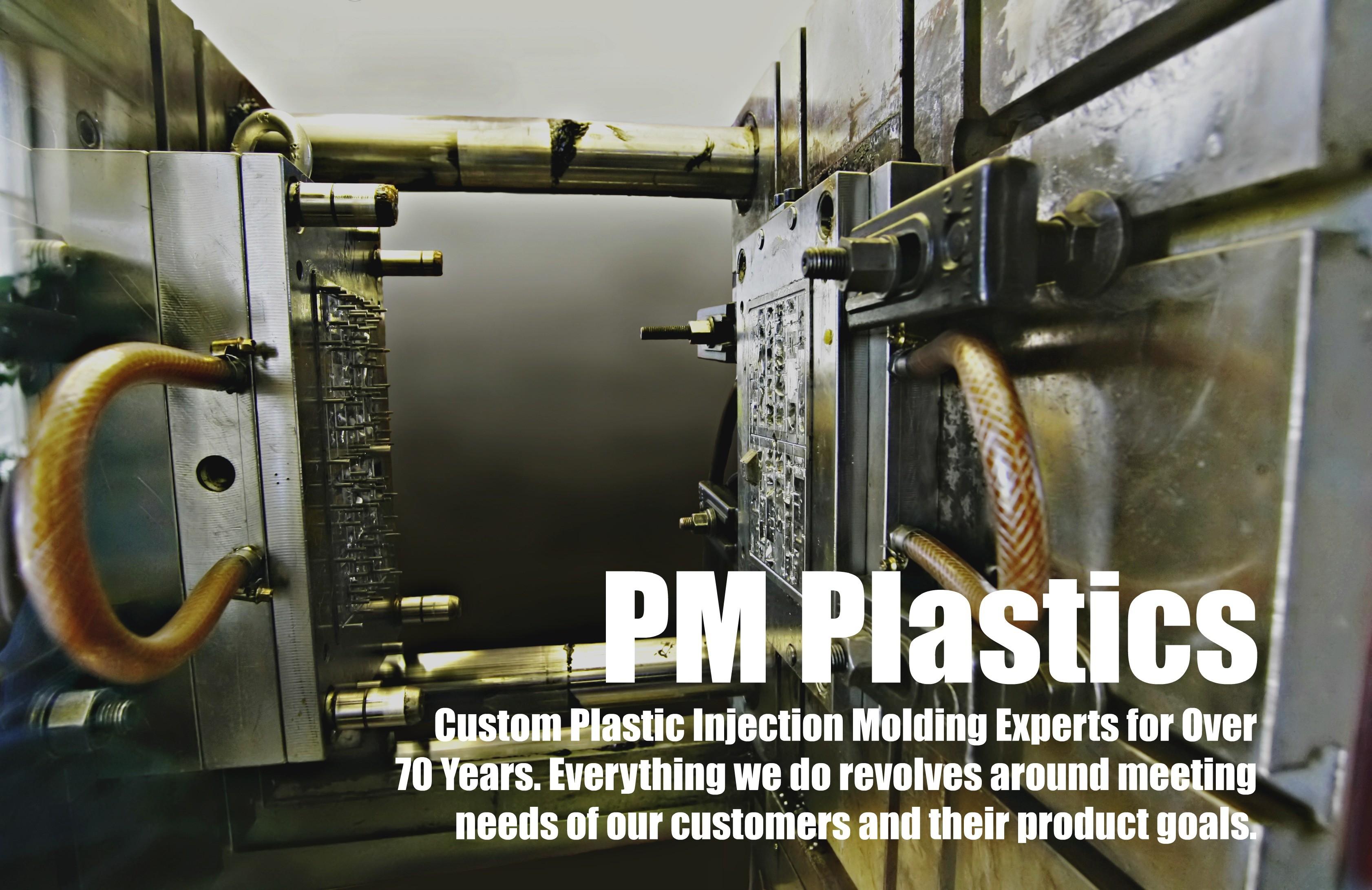 PM Plastics - High Volume Plastic Injection Molding Experts
