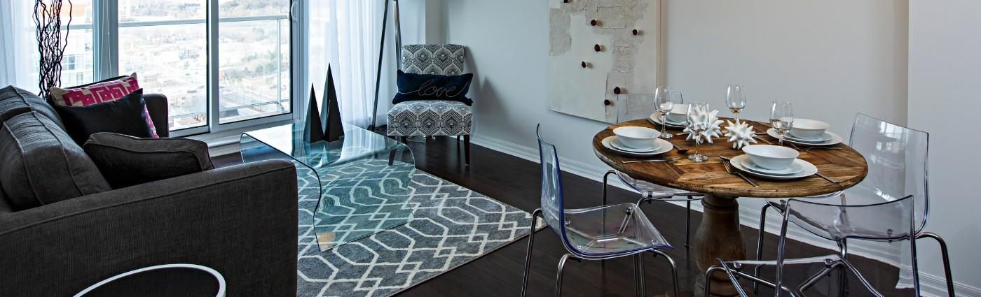 Custom Home Interiors Cover Image