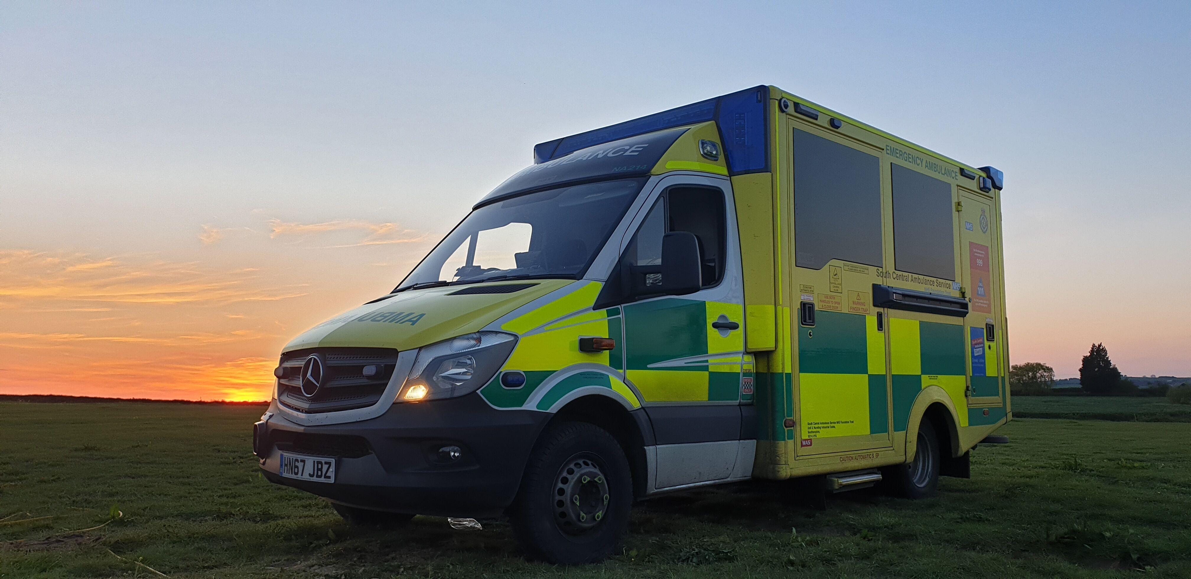 South Central Ambulance Service NHS Foundation Trust | LinkedIn