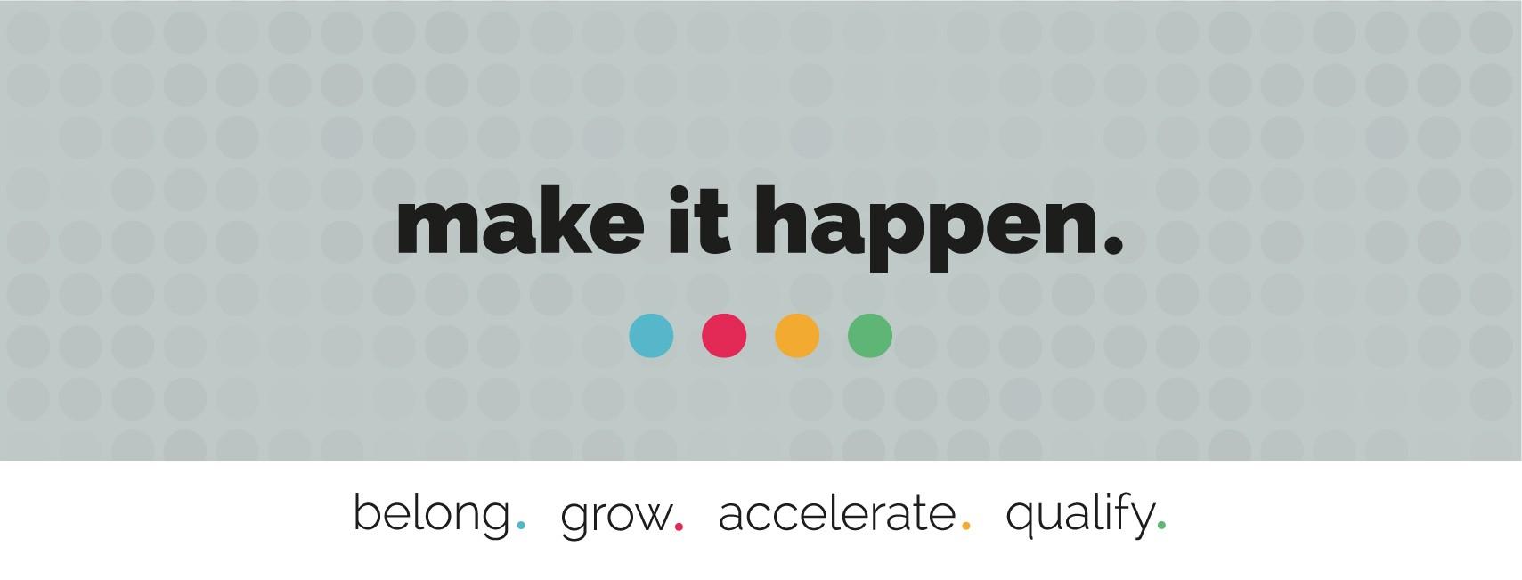 Make It Happen >> Make It Happen Linkedin