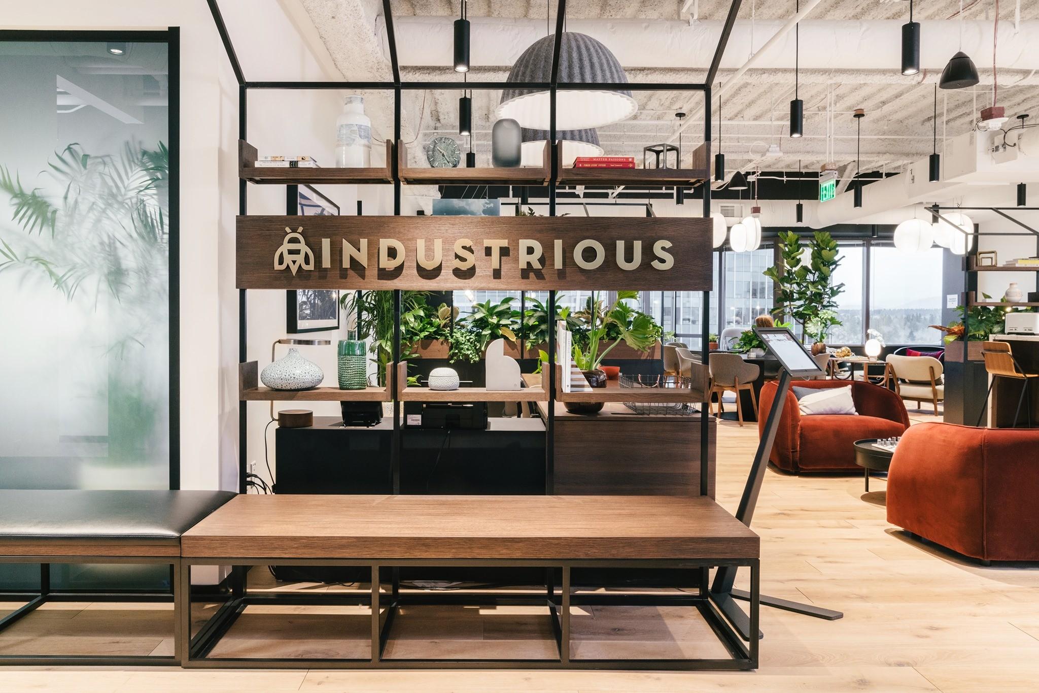 Industrious | LinkedIn