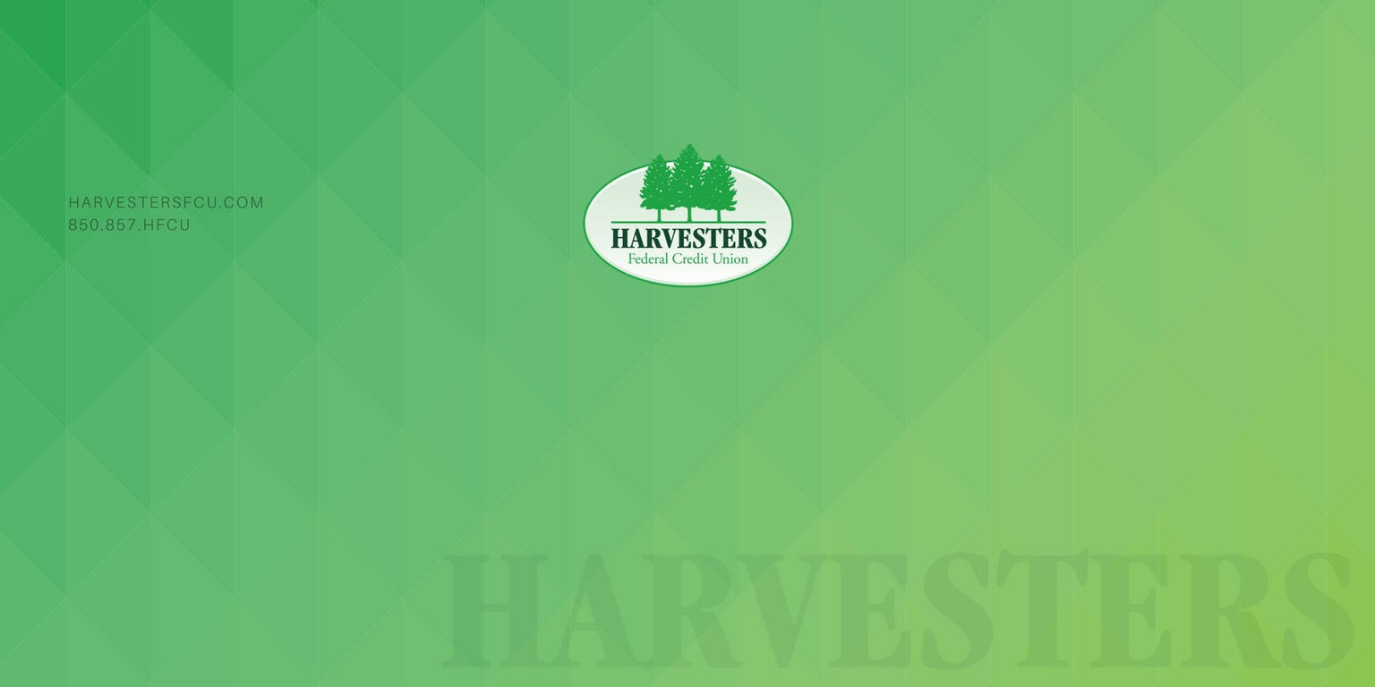 Harvesters Federal Credit Union cover image