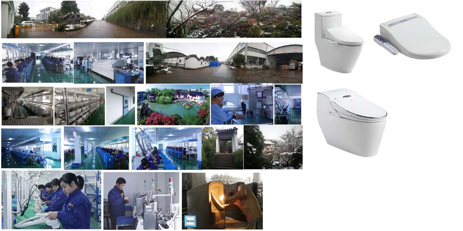 Astonishing Hilk Intelligent Smart Toilet Electronic Bidet Linkedin Uwap Interior Chair Design Uwaporg