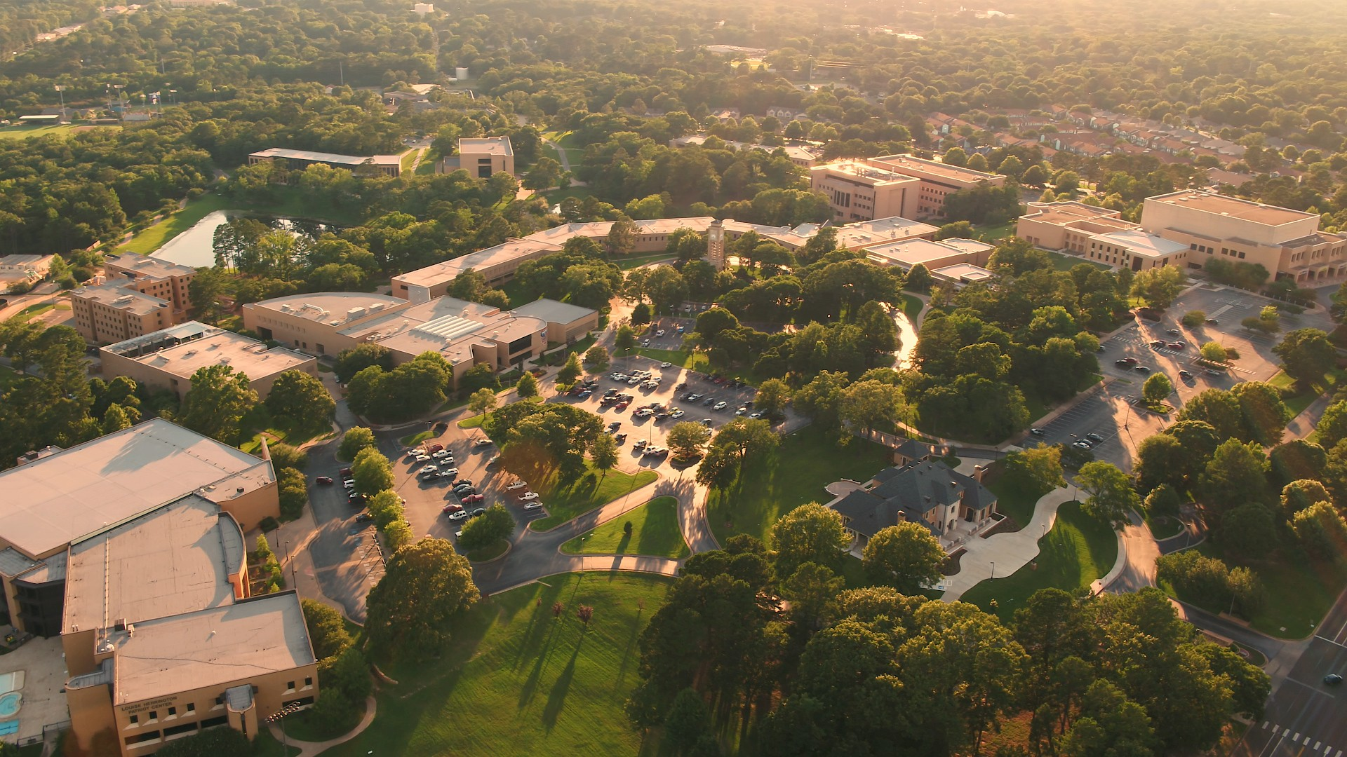 University of Texas at Tyler cover image