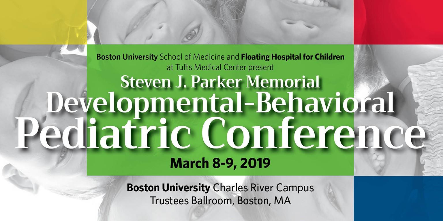 Parker Developmental Behavioral Pediatrics Conference | LinkedIn